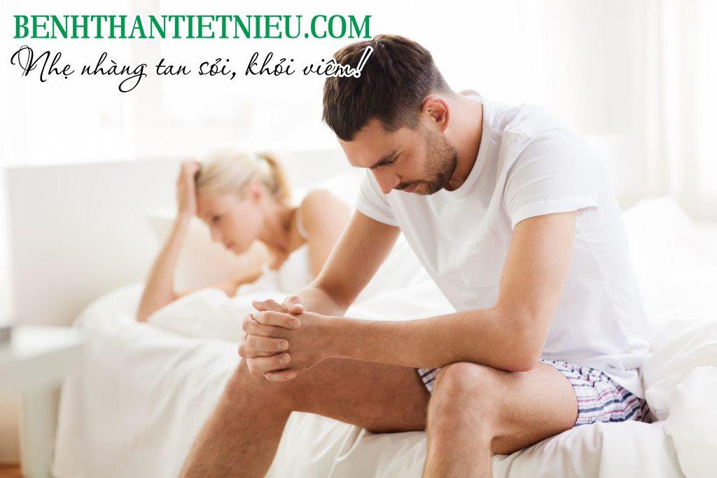 Viêm đường tiết niệu có thể gây giảm chất lượng cuộc sống quan hệ vợ chồng